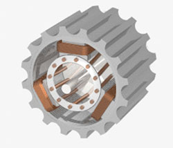 What is a Squirrel Cage Induction Motor? - AC Drives Guide